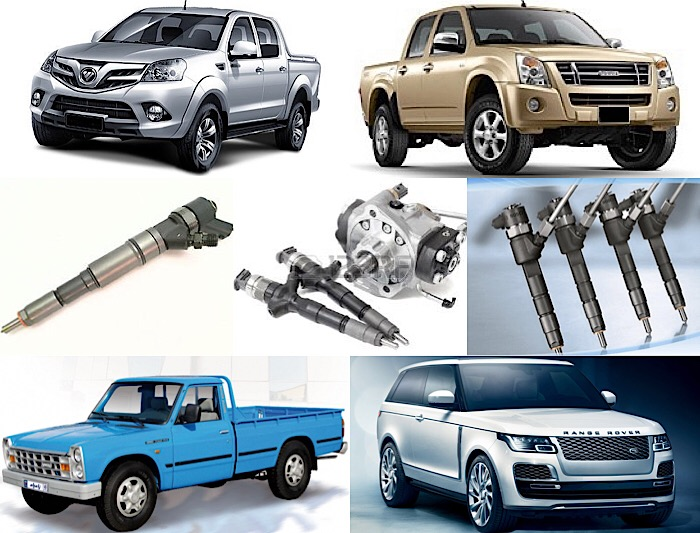 تعمیر و تنظیم انواع پمپ و انژکتور موتورهای دیزلی سبک